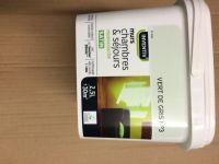 Peinture Interieure Murs Chambres et Sejours Satin Monocouche 2,5 litres<br/>Inventiv