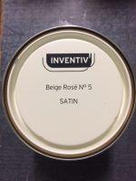 Peinture Interieure Multi Supports 0,5 litre Beige Rose<br/>Inventiv