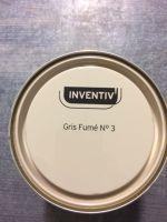 Peinture Interieure Multi Supports 0,5 litre Brillant Gris Fume<br/>Inventiv