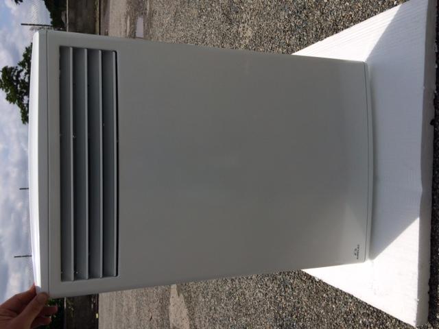Radiateur Horizontal Chaleur Douce 1250w Noveo  Airelec