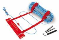 Cable Chauffant Twin ELASTRIP 106W/m�-1150W-230V-lar<br/>Hora