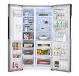 Refrigerateur US Inox  614 litres No Frost<br/>LG