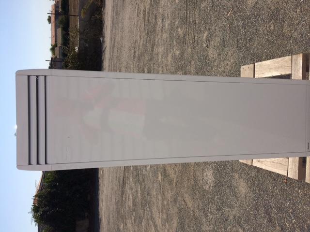 radiateur vertical inertie 1500w actifonte noirot n1015fgaj. Black Bedroom Furniture Sets. Home Design Ideas