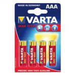 Piles Alcaline 1-5V MaxTech LR3 AAA x4 <br/>Varta