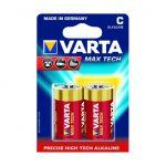 Piles Alcaline C 1-5V MaxTech LR14 x2<br/>Varta
