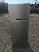 Refrigerateur 2 Portes 227 litres A+ Inox<br/>Sharp