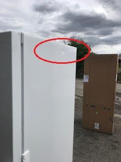 Refrigerateur 1 Porte 346 litres A++ Froid Brasse Bosch