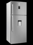 Refrigerateur 2 Portes 510 litres A+ Inox<br/>Beko