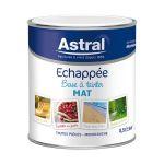 Peinture Monocouche Echappee base a teinter mat 0.5 L<br/>Astral