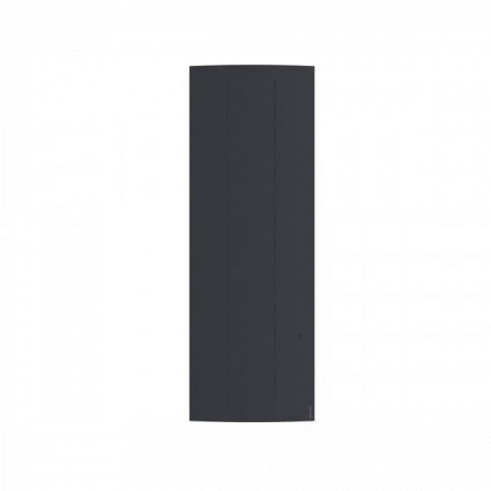 Radiateur Vertical Chaleur Douce 2000w Oniris Gris Atlantic