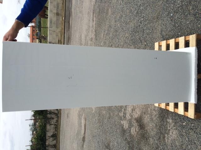 Radiateur Vertical Chaleur Douce 2000w Oniris Atlantic