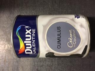 Creme De Couleur 1 25 Litre Dulux Valentine Cumulus
