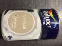 Creme de couleur 1,25 litre<br/>Dulux-Valentine