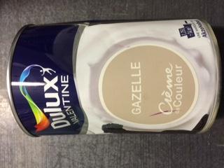 Creme de couleur 1,25 litre Dulux-Valentine