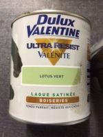 Peinture Porte Boiseries 0,5 litre Valenite <br/>Dulux-Valentine