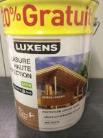 Lasure Exterieure Haute Protection 6litres<br/>Luxens