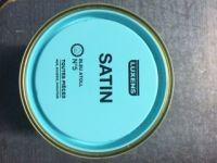 Peinture Interieure Multi Supports 0,5 litre Bleu Satin<br/>Luxens