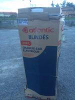 Chauffe-Eau Vertical Socle 200 litres Blinde Tout Courant<br/>Atlantic